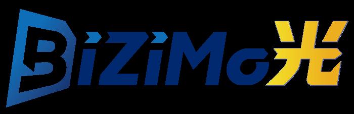 BiZiMo光のロゴ